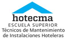 I Curso Avanzado de Dirección de Mantenimiento Hotelero