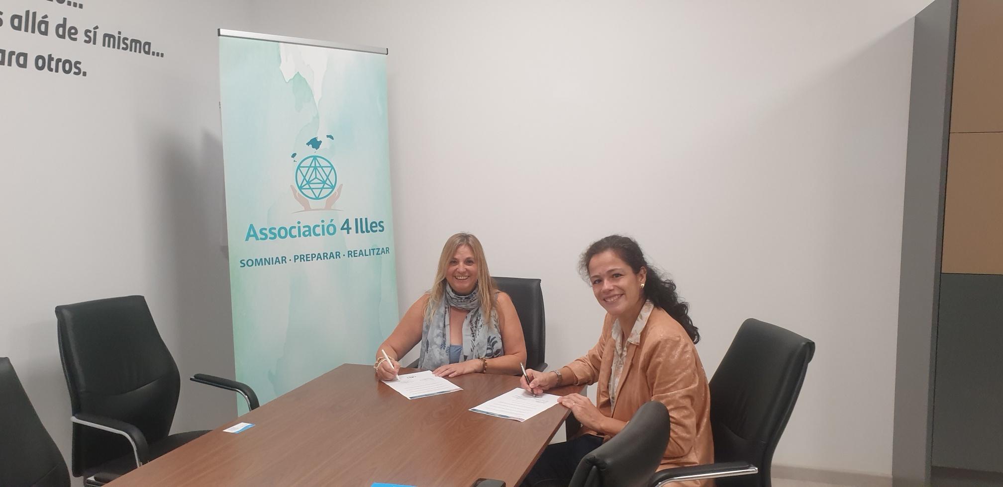 Acuerdo asociación 4 ISLAS