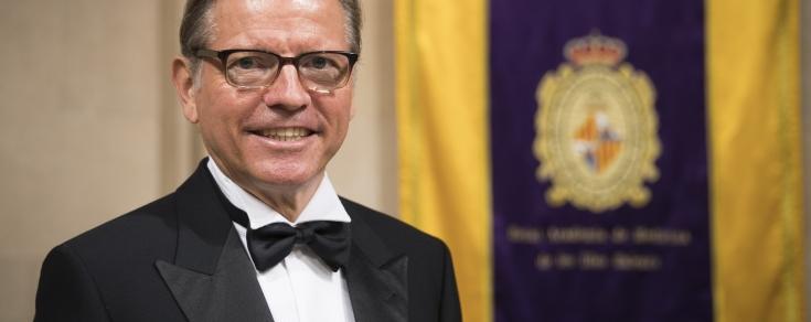 Sebastián Crespí, nuevo académico numerario de la Reial Acadèmia de Medicina de les Illes Baleares
