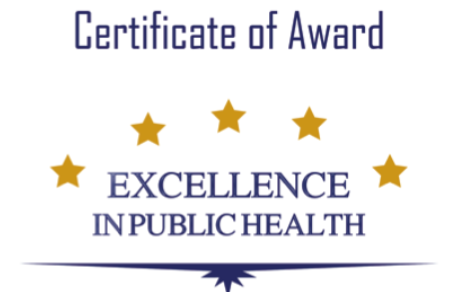 Premios Excelencia en Salud Pública 2016
